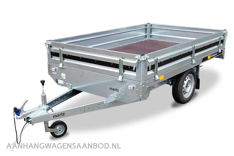 De martz Hochlader als onze tip voor een goedkope plateauwagen