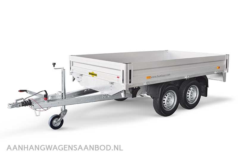Humbaur HT 203116 plateauwagen voor de professional